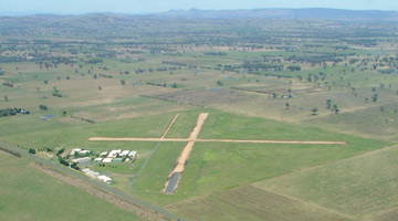 Holbrook Airfield